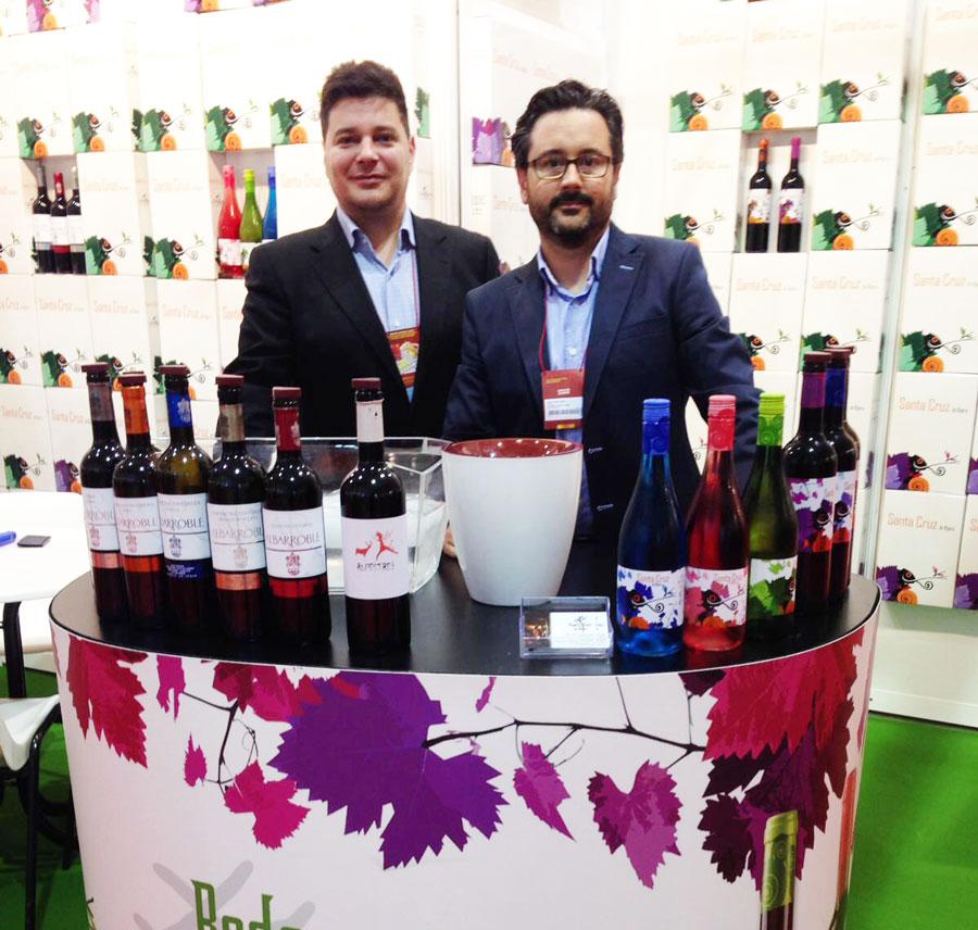 Bodega Santa Cruz de Alpera presentará sus vinos en FENAVIN 2019 del 7 al 9 de mayo