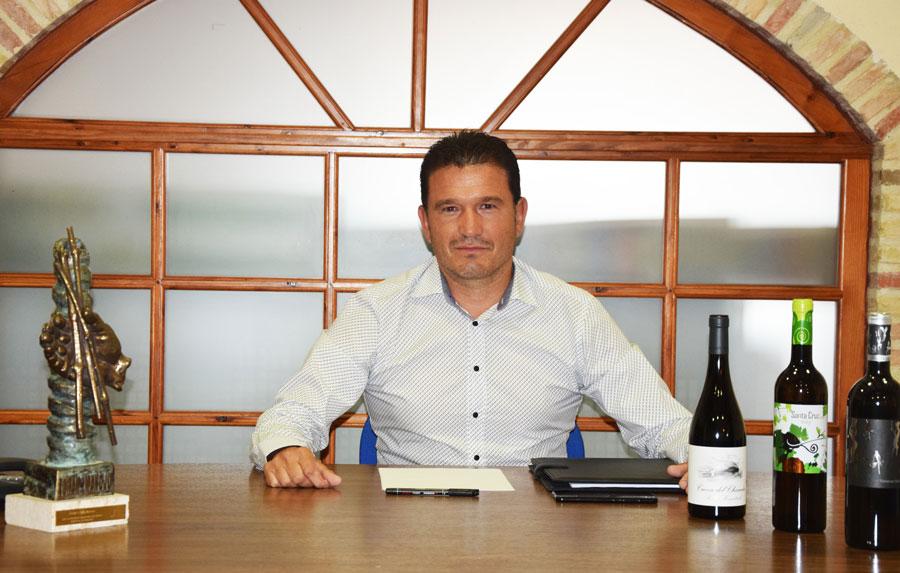 José Joaquín Fernández Navajas, elegido nuevo presidente de Bodega Santa Cruz de Alpera