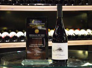 Cueva del Chamán Roble Monastrell se lleva el premio al «Mejor Vino de Almansa» en el Concurso de Vinos de Almarket