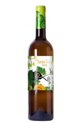 Santa Cruz de Alpera Verdejo White Wine