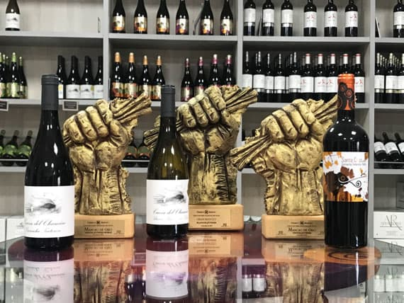 wines shop awards