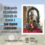 Programa de Fiestas San Isidro 2021
