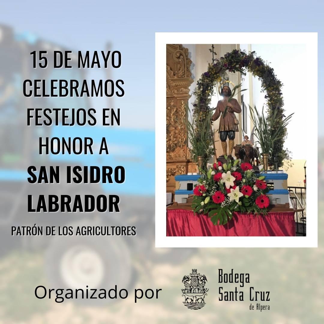 Lee más sobre el artículo Programa de Fiestas San Isidro 2021